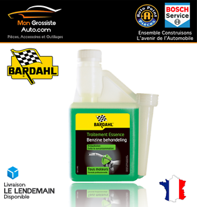 bardahl traitements carburant essence anti pollution r f 1149 500ml qualit pro ebay. Black Bedroom Furniture Sets. Home Design Ideas