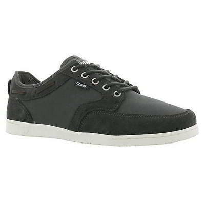 Etnies Dory Mens Grey Charcoal Casual Skate Trainers Shoes Size 7-11