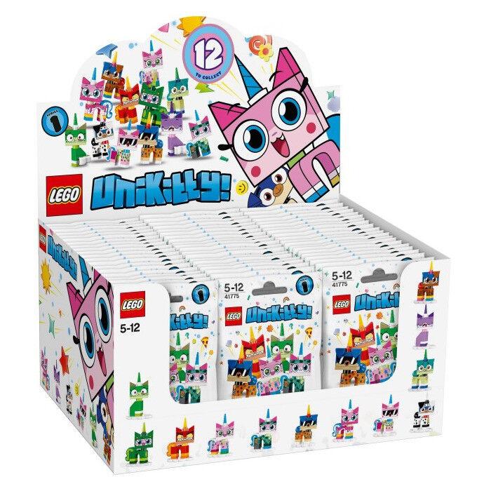 NEW SEALED LEGO 41775 Unikitty Series 1 Box Case of 60
