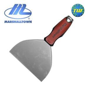 "MJK886D Marshalltown Durasoft 6/"" Flex Scraper"