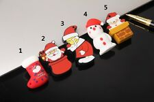 2GB MERRY CHRISTMAS SANTA USB 2.0 Flash Drive / Memory Stick! UK STOCK