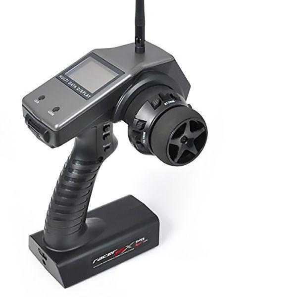 T2M T4616 Commande à distance Racer 3GX 2,4 GHz inclus 3 Canal Mini- Empfänger