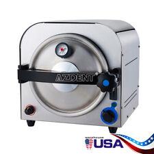 14l Dental Medical Autoclave Steam Sterilizer Machine Sterilization Equipment