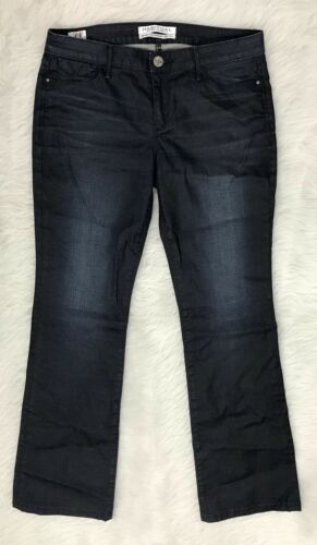 donna 31 Bootcut Dark 30 Denim Geena 5 Inseam Coated Womens Navy Epic Jeans dApOqZd