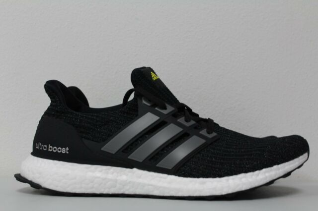 e2929e42fe9 adidas Mens Ultra Boost Ltd 4.0 Size 6.5 Black 5th Anniversary Bb6220 for  sale online