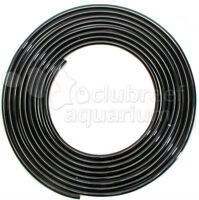 Aquarium/hydroponic Sleek Black Air Line Tubing Lees Free Control Kit