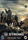 12 Strong Starring Chris Hemsworth & Elsa Pataky DVD