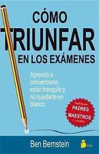Como Triunfar en Los Examenes by Ben Bernstein (2014, Paperback)