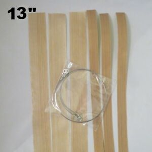 13-034-Round-Wire-Replacement-Impulse-Sealer-Heat-Element-Seal-amp-Cut-Teflon-3-Pack