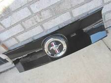 OEM 13 14 Ford Mustang Base Convertible Rear Trunk Deck Lid Panel w/ Emblem