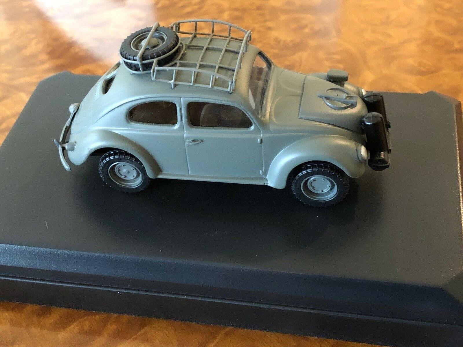 promociones emocionantes Victoria   1 43     Wehrmacht Volkswagen tipo 92 con Cochebón vegetal Burner   VW  mejor marca