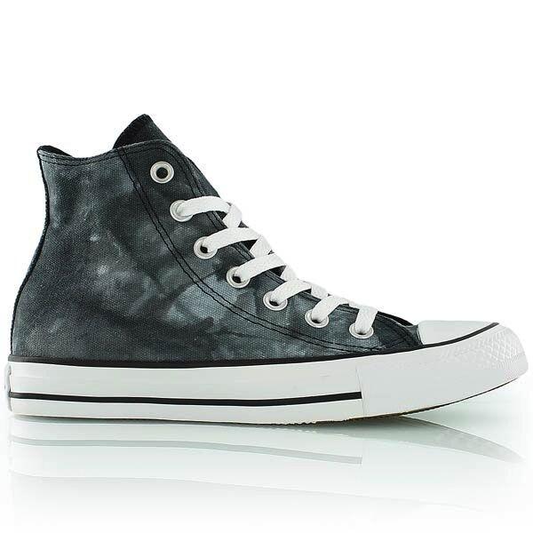 Converse All dye Star Hi Top Black White Tie dye All Chuck Taylor New 4848c4
