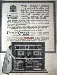 039-The-CARRON-039-Kitchen-Cooking-Range-ADVERT-3-Original-Small-1920-Print-AD