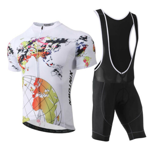 2018 m Bike racing clothing cycling jersey and bib shorts set MTB XR1005