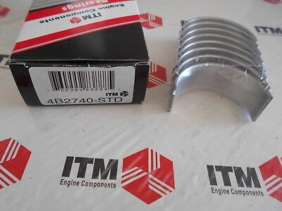 Volvo B18 /& B20 140-144 AQ115 Rod Bearing Set also 544-122 AQ130 Std