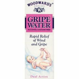 Woodwards Gripe Water 150ml - 3 Pack 5012509978280