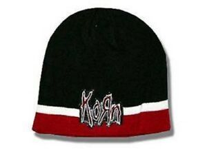 Korn Beanie Hat Zuccotto Logo Official Merchandise