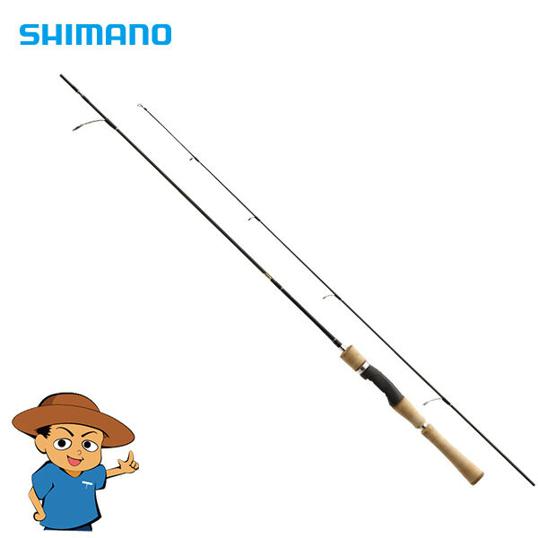 Shimano TROUT RISE 60SUL Super Ultra Light rod 6' trout fishing spinning rod Light fd4b42