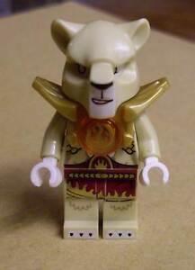 LEGO Legends of Chima Figur Minifig Stinktier Skunk Dachs Tier 70107 Skinnet