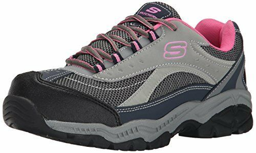 Skechers for Work Damenschuhe Doyline Hiker Boot- Pick SZ/Farbe.