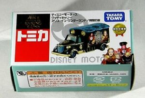 Details about Disney Motors TOMY TOMICA Alice Goody Carry NEW JAPAN