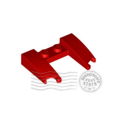 Fender 2x Lego 11291 3x4x2//3 Red6179656 6016772