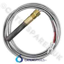 "PIZZA OVEN THERMOPILE 72"" LONG ARMOURED TWIN LEAD UNIVERSAL EXTRA LONG PARTS"