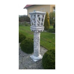 Details about 152cm tall!!Stone/Concrete Pagoda Garden Ornament  Chinese/Japanese Lantern/Lamp
