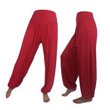 4c95c2f675 item 2 Womens Elastic Plus Loose Casual Modal Cotton Soft Yoga Sports Dance  Harem Pants -Womens Elastic Plus Loose Casual Modal Cotton Soft Yoga Sports  ...
