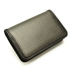 Carfibe japan made carbon fiber business card holder pass case fs image is loading carfibe japan made carbon fiber business card holder colourmoves