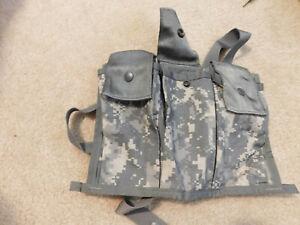 NEW Ammo Bandoleer Pocket Mag Pouch *** ACU