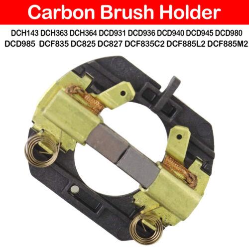 Carbon Brush Holder Brushes For DeWalt DCH253 DCH254 DCH143 DCH243 DCH363