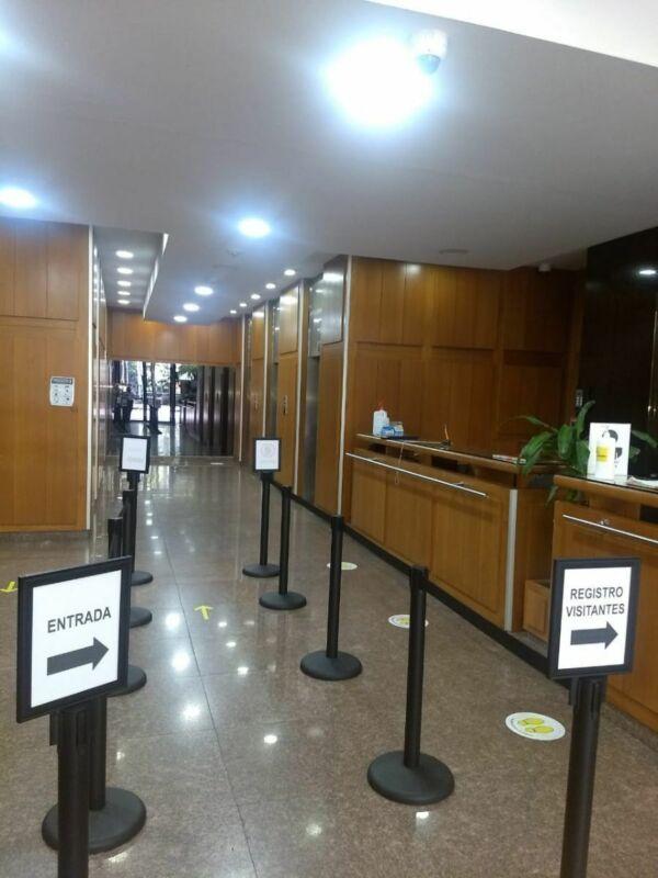 Oficina acondicionada en Anzures Polanco (m2o246)