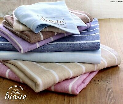 Hiorie Daily Use Water-Absorption Soft Face Towel 1 Sheets Cotton 100/% Japan