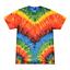 Tie-Dye-Kids-T-Shirts-Youth-Sizes-Unisex-100-Cotton-Colortone-Gildan thumbnail 36