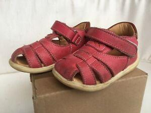 save off 3627a a99c2 Details zu KAVAT Schuhe Sandalen Vessla Cerise/Rosa Gr. 21 Leder