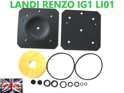 BRC Genius Max Repair Kit membranes Réducteur Kit de fixation GPL ESSENCE