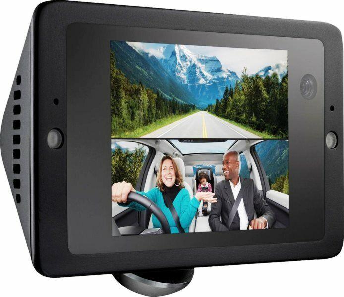 Owlcam 3 725-100 Smart Dash Cam 4G LTE – Black black cam dash Featured lte owlcam smart