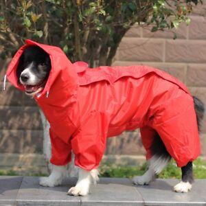 Dog-Raincoat-Outdoor-Hoody-Jacket-Pet-Rain-Coat-Clothes-Small-Medium-Extra-Large