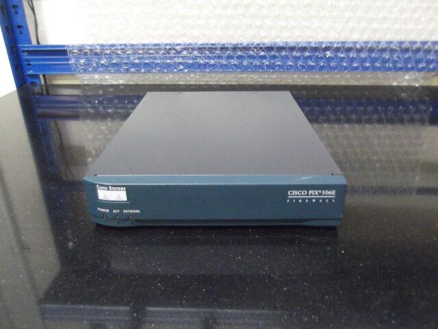 Cisco PIX-506E Firewall  Inc PSU