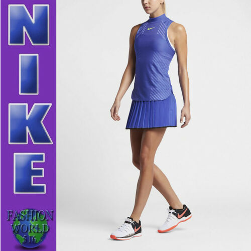 tirantes talla tenis para 830734 de 452 para 883419103919 Nike sin Paramount peque corte a mujer mangas Camiseta Blue XPp5wcq0c