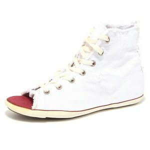 Star Scarpa All Donna Converse Woman Shoe Bianco 0745p BawFOqB