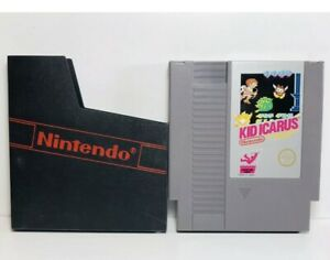 Details about Kid Icarus -- NES Nintendo Original Classic Authentic Game &  Dust Sleeve TESTED
