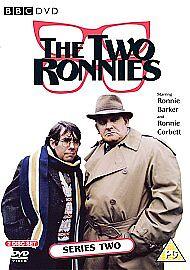 1 of 1 - Two Ronnies - Series 2  DVD Ronnie Barker, Ronnie Corbett NEAR MINT!