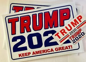 Trump-KEEP-AMERICA-GREAT-2020-Campaign-2-Yard-Signs-2-Decals