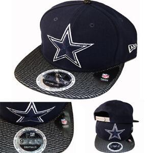 884e10e133e Image is loading New-Era-NFL-Dallas-Cowboys-Snapback-Hat-Reflective-