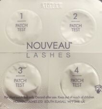 eb568c55d45 NOUVEAU Lashes LVL Enhance Lash Lifting Test Patch Blister Pack X 1!