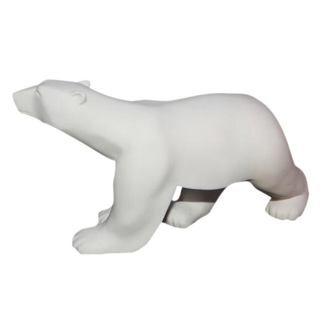 Statue L'ours Blanc de François Pompon 11 cm