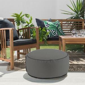 Inflatable-Pouf-Ottoman-Indoor-Outdoor-Garden-Cushion-Chair-Sofa-56-x-25-cm