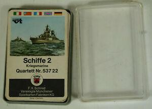 Quartett-Schiffe-2-Kriegsmarine-FX-Schmid-Nr-53722